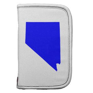 Nevada azul planificador