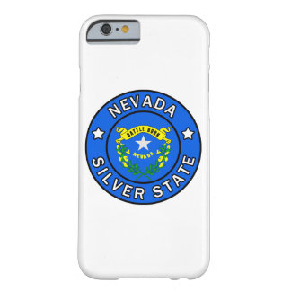Nevada Barely There iPhone 6 Case