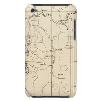 Nevada Barely There iPod Cover