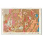 "Nevada Basin Geological 10"" X 15"" Tissue Paper"