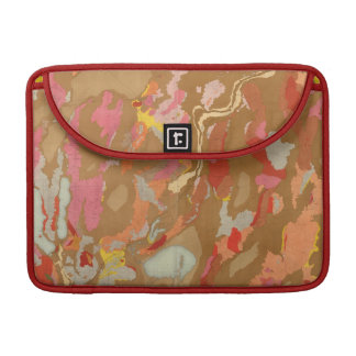 Nevada Basin Geological MacBook Pro Sleeve