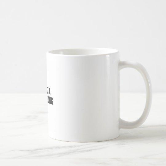 Nevada Beer Pong Coffee Mug