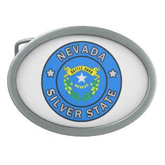 Nevada Belt Buckle