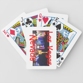 NEVADA BICYCLE PLAYING CARDS