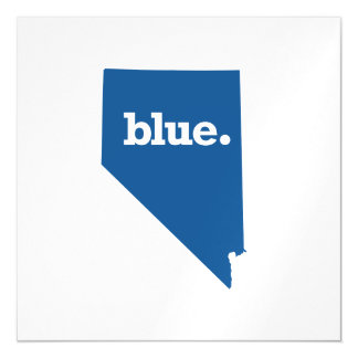 NEVADA BLUE STATE MAGNETIC CARD
