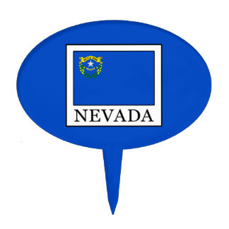 Nevada Cake Topper