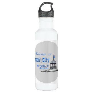 NEVADA Carson City Water Bottle