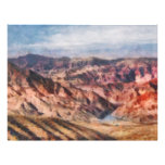 Nevada - colinas magníficas flyer a todo color