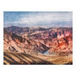 Nevada - colinas magníficas plantillas de membrete