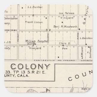 Nevada Colony Stickers