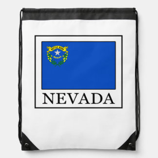 Nevada Drawstring Backpack