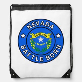 Nevada Drawstring Bag