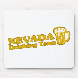 Nevada Drinking Team t shirts Mouse Pads