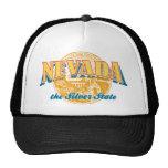 Nevada - el estado de plata gorras de camionero