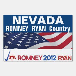 NEVADA es muestra del país de Romney Ryan