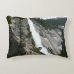 Nevada Falls at Yosemite National Park Accent Pillow