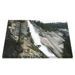 Nevada Falls at Yosemite National Park Canvas Print
