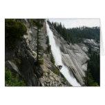 Nevada Falls at Yosemite National Park Card
