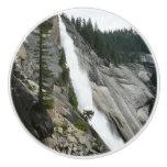 Nevada Falls at Yosemite National Park Ceramic Knob