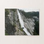 Nevada Falls at Yosemite National Park Jigsaw Puzzle