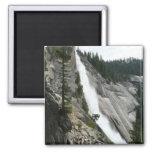 Nevada Falls at Yosemite National Park Magnet
