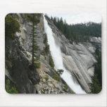 Nevada Falls at Yosemite National Park Mouse Pad