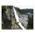 Nevada Falls at Yosemite National Park Photo Print