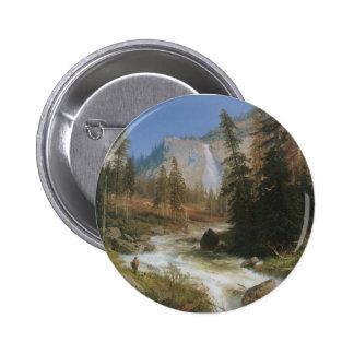 Nevada Falls Pinback Button