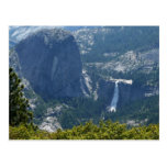 Nevada Falls from Panorama Trail Postcard