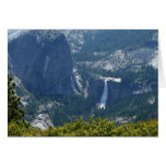 Nevada Falls from the Panorama Trail Yosemite Card