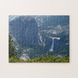 Nevada Falls from the Panorama Trail Yosemite Jigsaw Puzzle