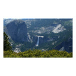 Nevada Falls from the Panorama Trail Yosemite Poster