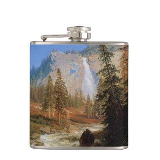 Nevada Falls, Yosemite Hip Flask