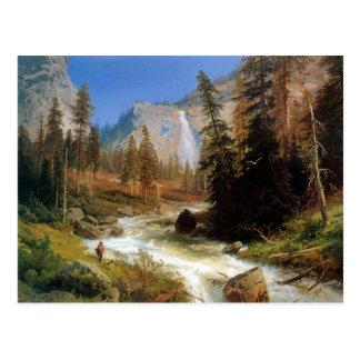 Nevada Falls, Yosemite Postcard