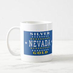historical nevada flag mug