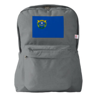 Nevada Flag American Apparel™ Backpack