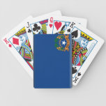 Nevada Flag Deck Of Cards