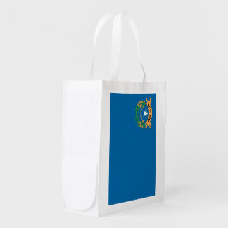 NEVADA Flag - Grocery Bag