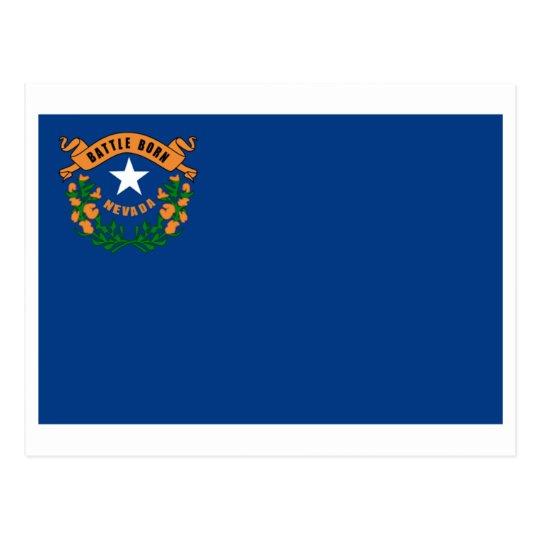 Nevada FLAG International Postcard