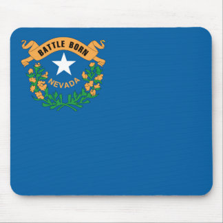 Nevada Flag Mousepad