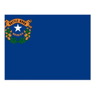 Nevada Flag Post Cards