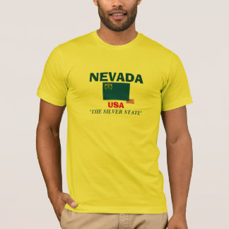Nevada Flag Shirt