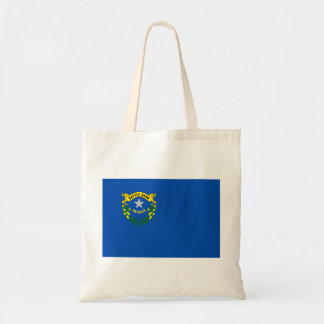 Nevada Flag Tote Bag