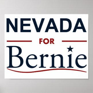 Nevada for Bernie Poster