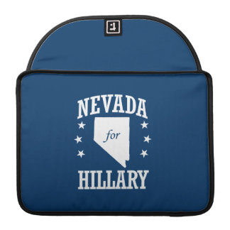 NEVADA FOR HILLARY SLEEVE FOR MacBooks