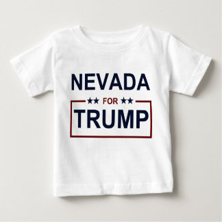 Nevada for Trump Baby T-Shirt
