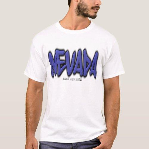 Nevada Graffiti T_Shirt