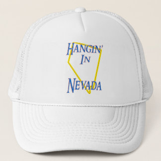 Nevada - Hangin' Trucker Hat