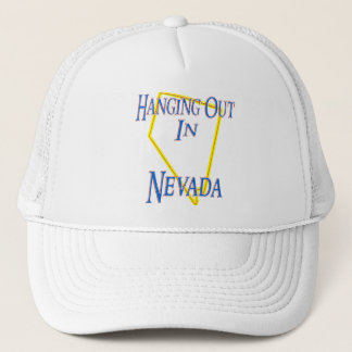 Nevada - Hanging Out Trucker Hat