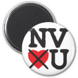 Nevada Hates You Magnet